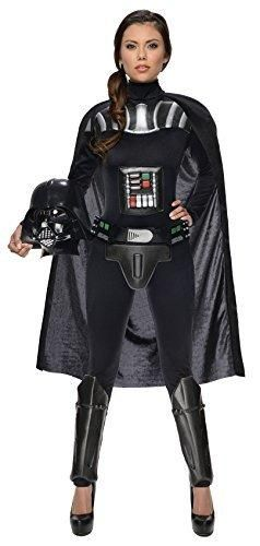Women's Star Wars Darth Vader Deluxe Costume Jumpsuit Multi Medium