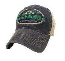 Seattle Legacy Hat