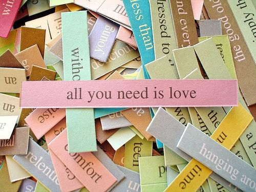 Words, inspiration, colors, love, nice, paper, message, text: The Beatles, Pink Summer, Valentine Day, Heart Food, Songs, Quotes Pictures, Inspiration Quotes, Love Quotes, Quotes About Life