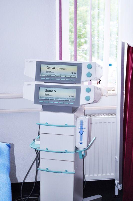Elektrotherapie | Praxis für Physiotherapie in Marzahn - Berlin