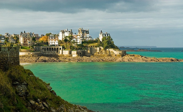 Dinard, Brittany, France; 6 weekend breaks in Europe - travel tips and articles - Lonely Planet