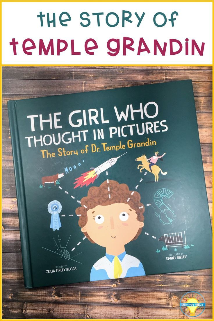 Temple Grandin, the girl who thought in pictures s…