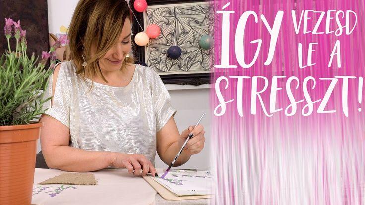 Ideges vagy?  Így vezesd le a stresszt! | INSPIRÁCIÓK Csorba Anitától