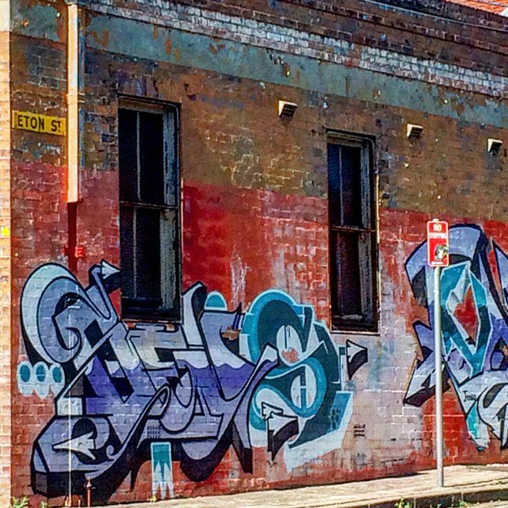Innerwest graffiti