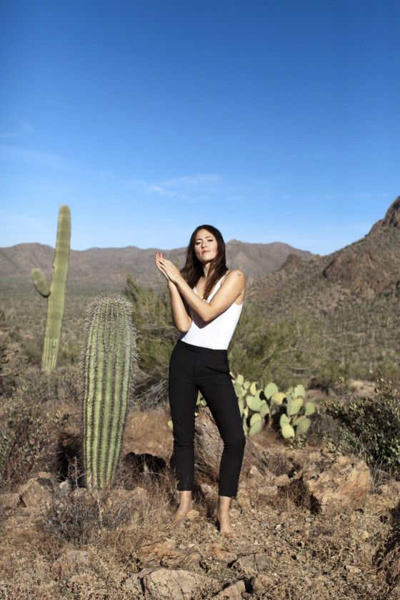 KT Tunstall is heading to the Cambridge Folk Festival this weekend