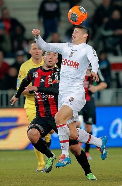 Monaco's James Rodriguez