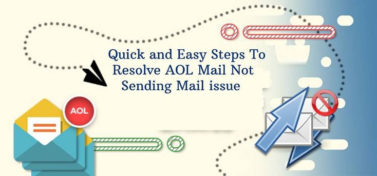 Quick and Easy steps to resolve AOL Mail not sending Mail issue