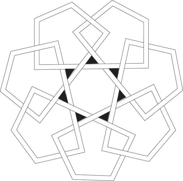 Seven Fold Islamic