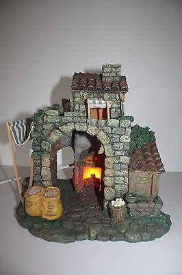 "FONTANINI HEIRLOOM NATIVITY ""THE BAKERY"" NATIVITY VILLAGE ADDITION 50150"