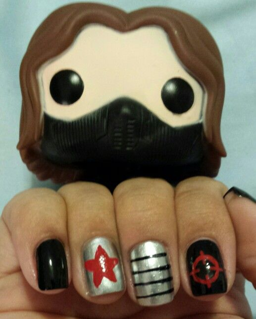 The Winter Soldier nails