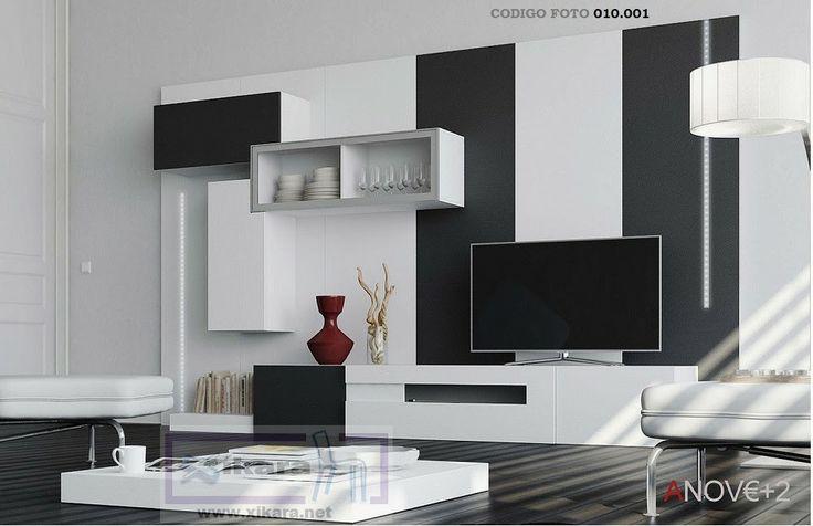 Tienda de muebles modernos salones y dormitorios juveniles - Salones juveniles modernos ...