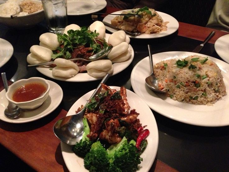 Wonderful family-style Asian fusion food. A Seattle institution! | Wild Ginger in Seattle, WA