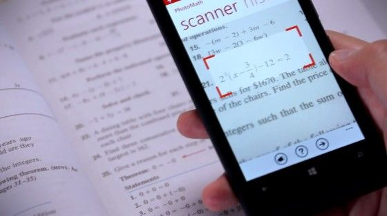 Not really a mathematics lover? This application is your dream.- Froot.nl