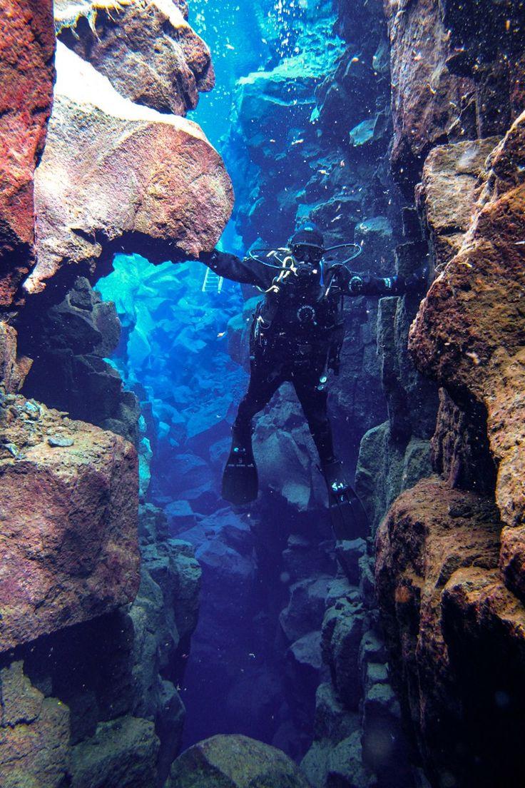 mergulho silfra