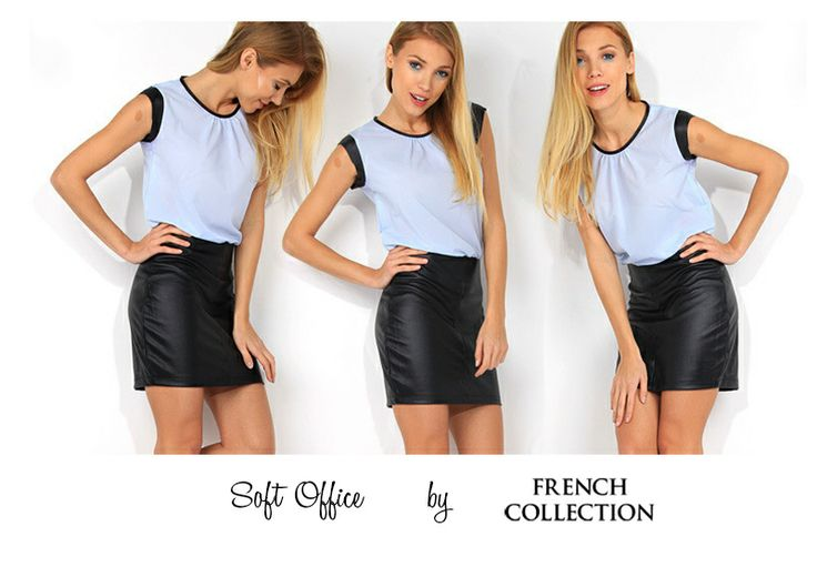 #frenchcollection #softoffice #dress #woman
