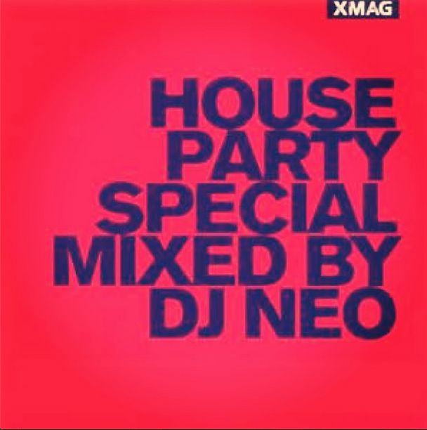 Dennis Neo house party special mixed by Dj Neo for Xmag - Neo's instagram images
