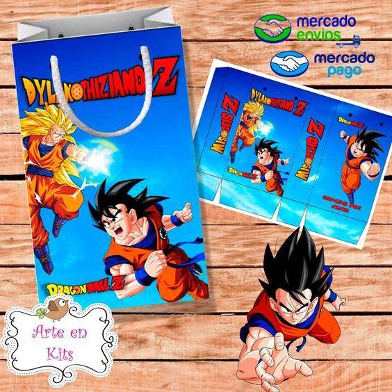 Dulceros De Dragon Ball Super Broly Ball Birthday Dragon Ball Dragon Ball Super