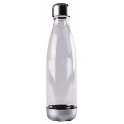 Image of Printed Tritan Fizzy Bottle, Milk Shaped Bottle 670 ml  Clear