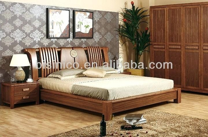 Image Result For Wooden Double Bed Indian Style Solid Wood