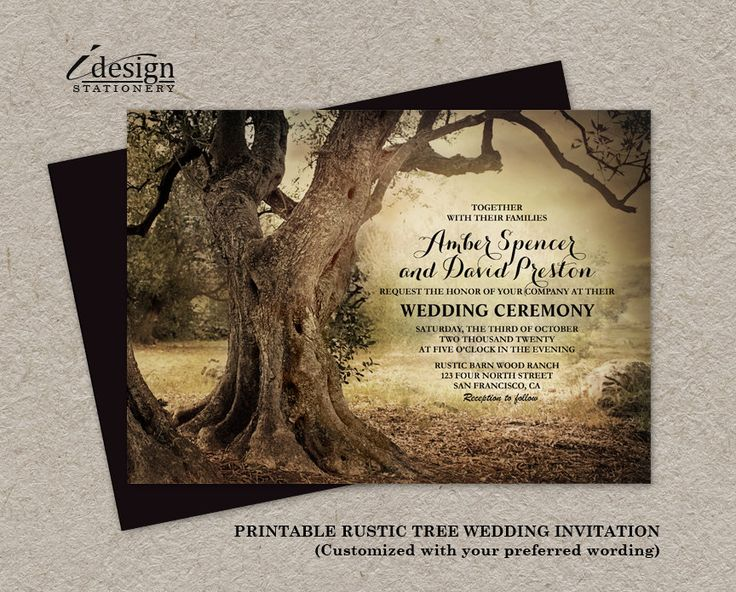 Country Themed Weding Invitations 03 - Country Themed Weding Invitations