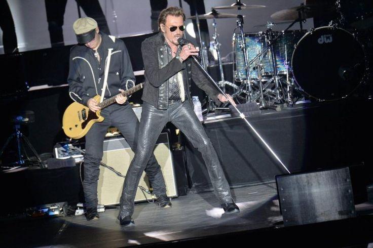 Johnny Hallyday choisit Nice pour lancer sa tournée