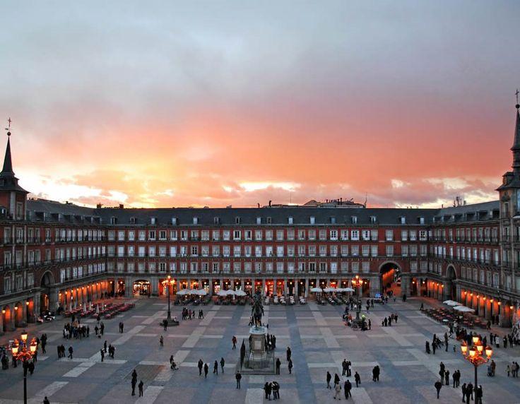 Madrid'de Görülmesi Gereken Yerler