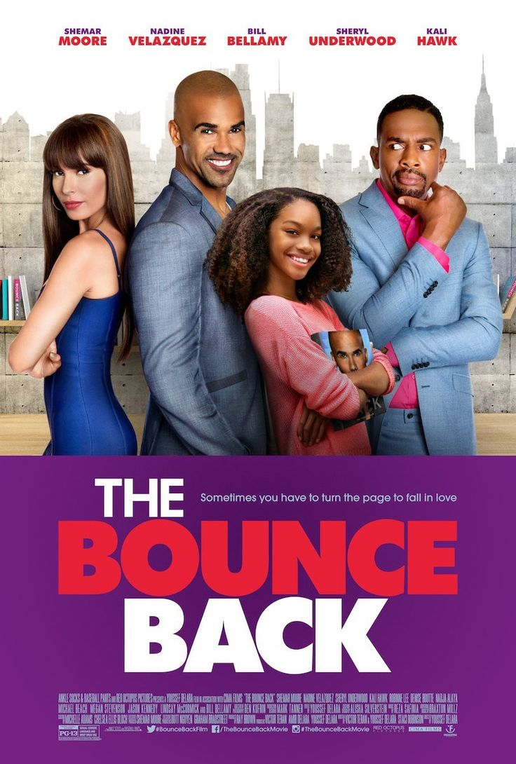 Shemar moore and bill bellamy star in the bounce back