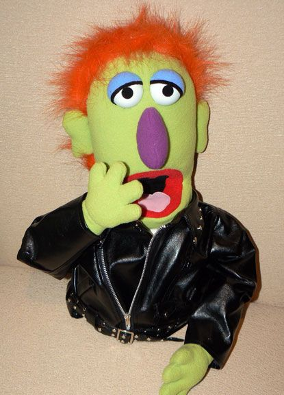 Muppet Whatnot Puppet   Brand New from The Muppet Whatnot Workshop at