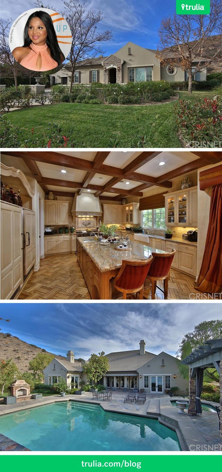 Sold the toni braxton house in calabasas celebrity trulia blog