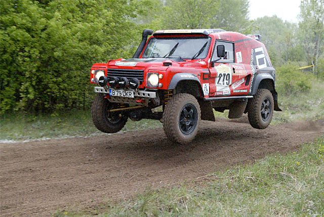 """Wildcat 200 Dakar Edition 2003 for: Rally Raid (Cross Country) - FIA Cross Country Rallies A state of the art Wildcat, everything changed at the beginning of 2008 - running """"amazingly"""" http://www.tomcatmotorsport.co.uk/advert_41.htm"""