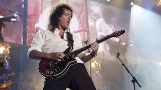 Brian May reveló un secreto sobre la muerte de Freddie Mercury