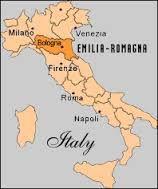 bologna italy map