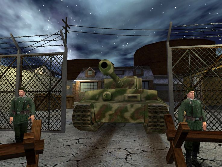 Medal of Honor : Allied Assault Screenshots