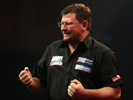 Result: James Wade, Michael Smith through to World Championship quarter-finals - Sports Mole