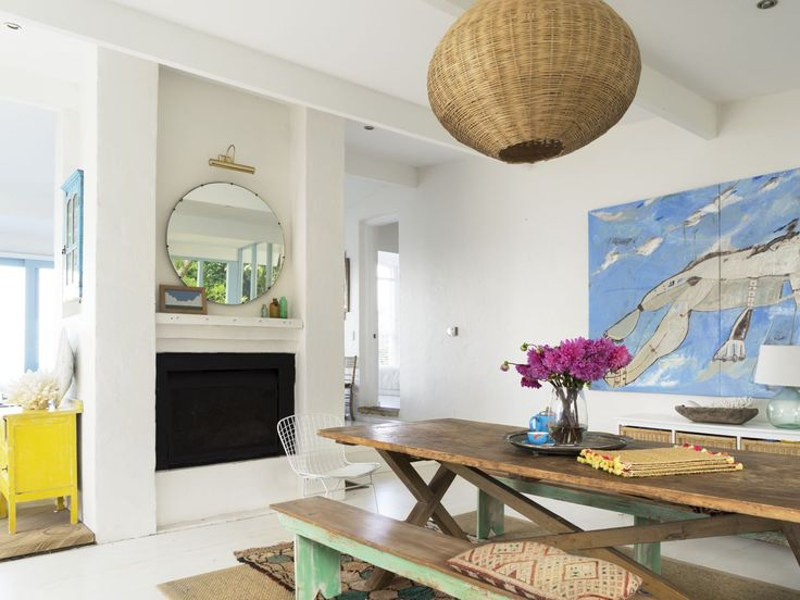 Dining Room - art by George Raftopoulos