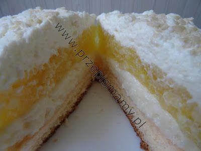 """www.przepismamy.pl: Ciasto """"Kilimandżaro"""""""