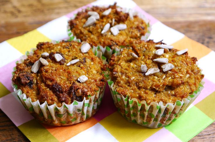 Recept: Gezonde wortel-dadelmuffins | How about healthy?
