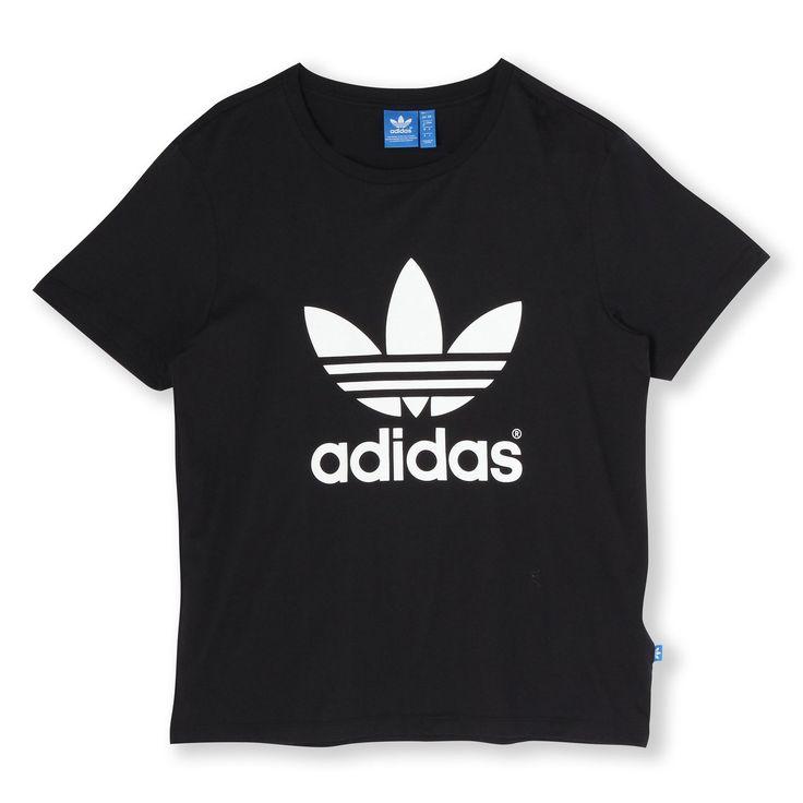 adidas(アディダス)通販オンラインショップ。トップス 半袖 SHORT SLEEVE TOPS Apparel 【adicolor】オリジナルス ロゴTシャツ [BF RELAXED TREFOIL TEE] ウェア アパレル Tシャツ ポロシャツなど公式サイトならではの幅広い品揃えが魅力。