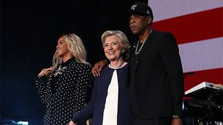 Is Beyonce Pregnant?  Is Beyonce pregnant? The pantsuit she wore to Hillary Clinton's campaign concert has led many to conclude that her and Jay Z are expecting another baby. The best time for a woman to become pregnant is in her twenties to early thirties and Knowles is currently 35-years-old. In addition she grew up with a younger sister Solange and we're sure she wants Blue Ivy to enjoy the same experience.  Beyonce is not pregnant right now but that will most likely change very soon. The…