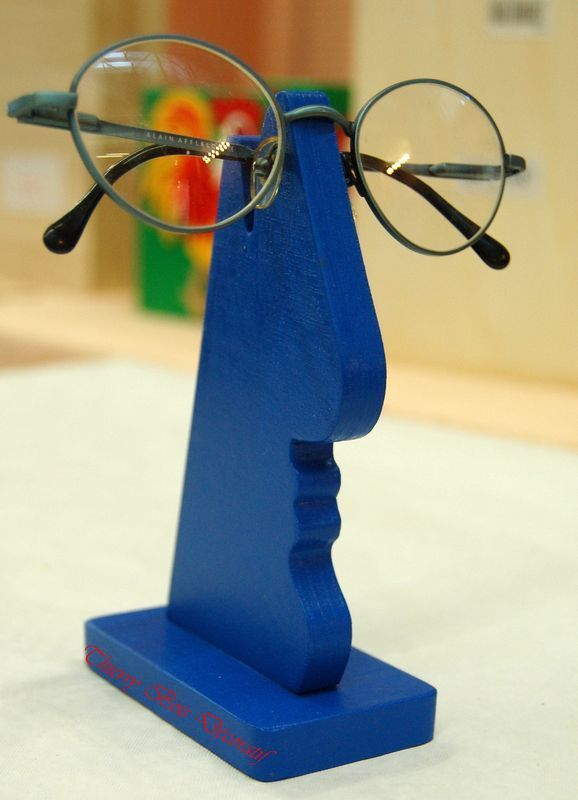 25 Unique Eyeglass Holder Stand Ideas On Pinterest