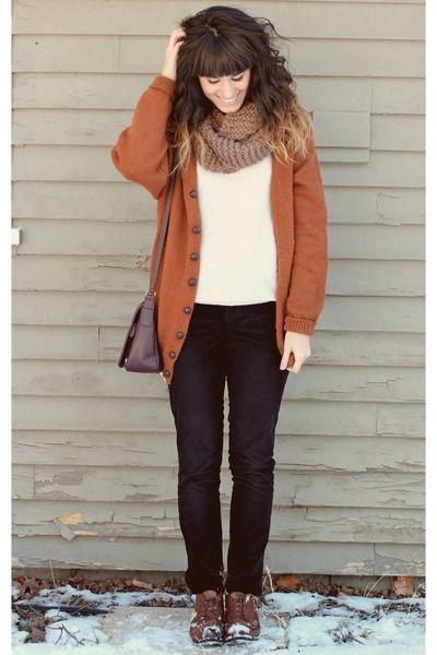 Brown-vintage-shoes-purple-vintage-purse-black-corduroy-i-heart-ronson-pants_400