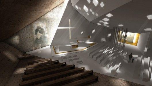 Church / Kuadra Studio