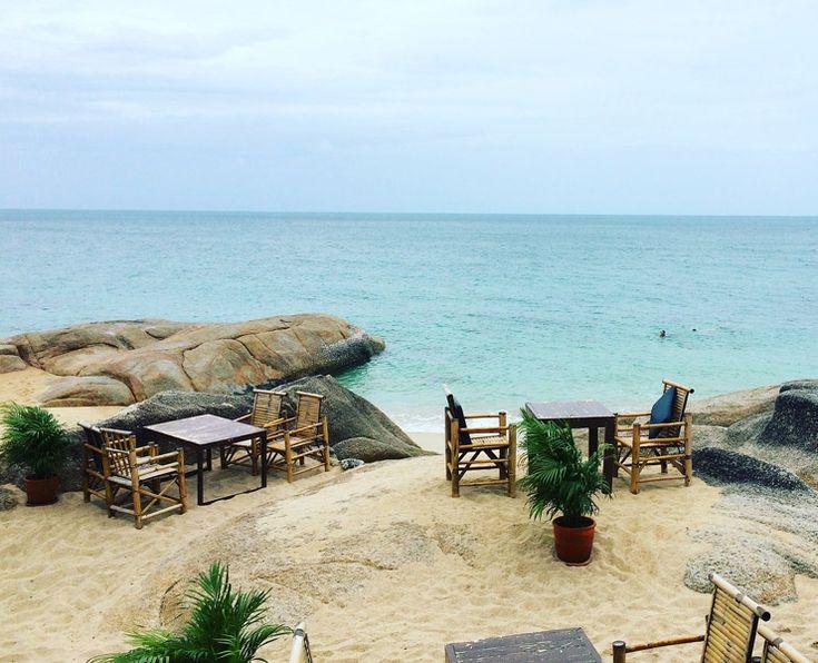 俺のビーチを探し求める旅   サムイ島