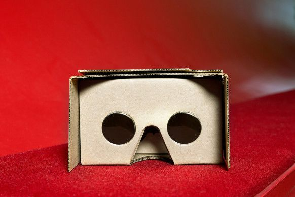 Stop Calling Google Cardboard's 360-Degree Videos 'VR'