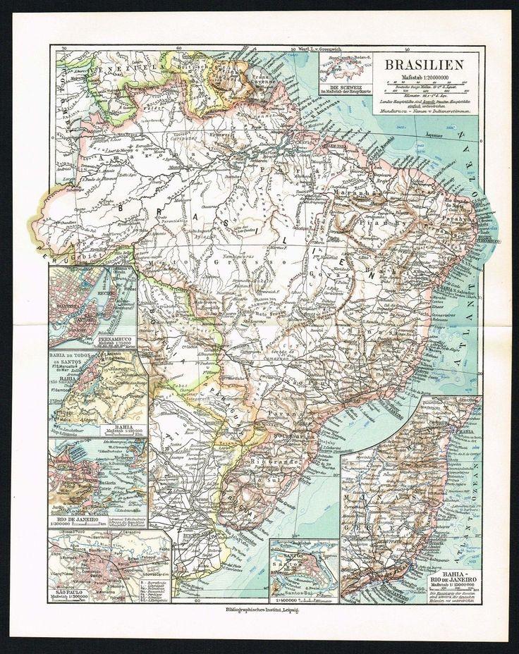 1000  ideas about Sao Paulo Brazil Map on Pinterest | Cidade De ...