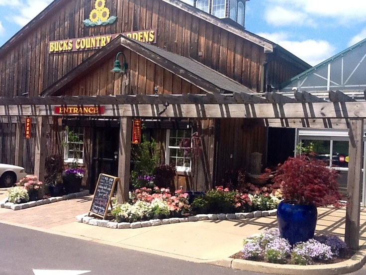 Awesome Bucks Country Gardens 1057 North Easton Rd., Doylestown, PA 18901 Tel. (