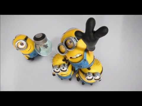 Congraduations Happy Birthday Minions - Go to youtube for Happy Birthday greetings. LIKE!