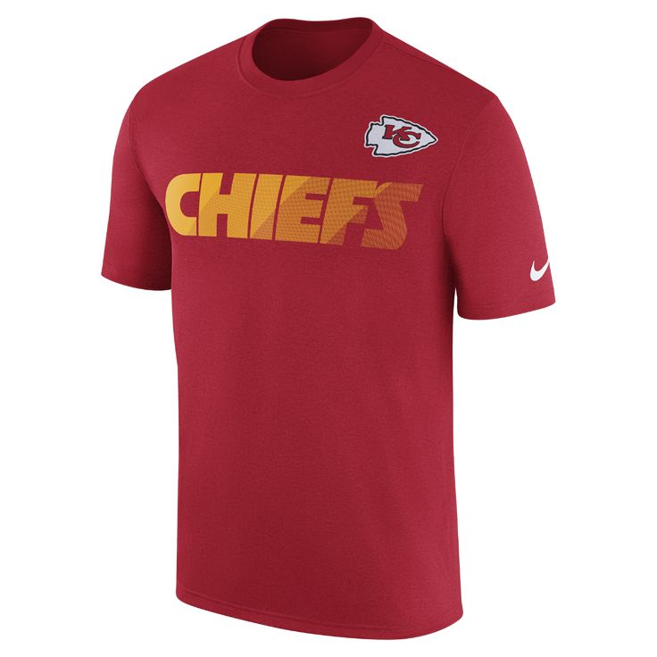 Nike Dry Legend Sideline (NFL Chiefs) Men's T-Shirt Size