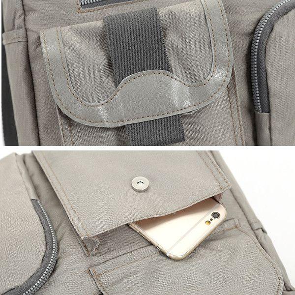 Light Messenger Bag