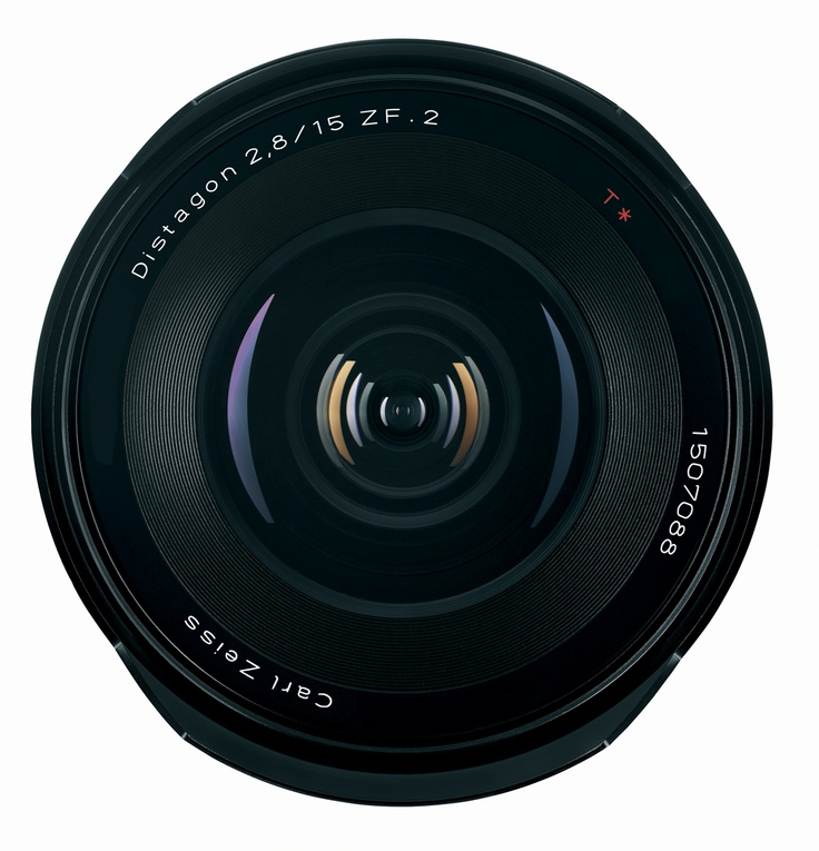 Nieuwe Carl Zeiss Distagon T 15mm f2,8